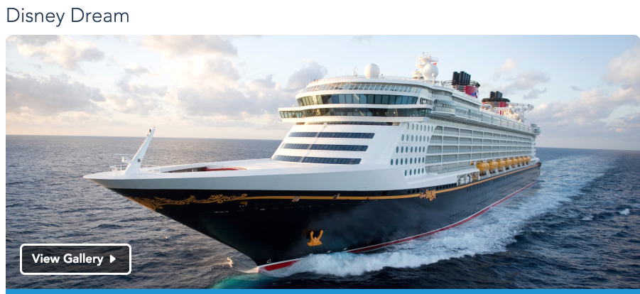 disney cruise 2018 schedule - 890×349